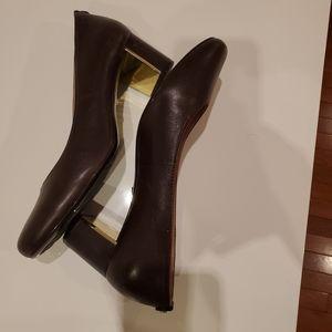 8.5 M Nurture Brown Heels